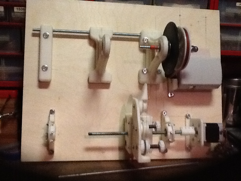Coil Winding machine for small transformers and coils | Nico