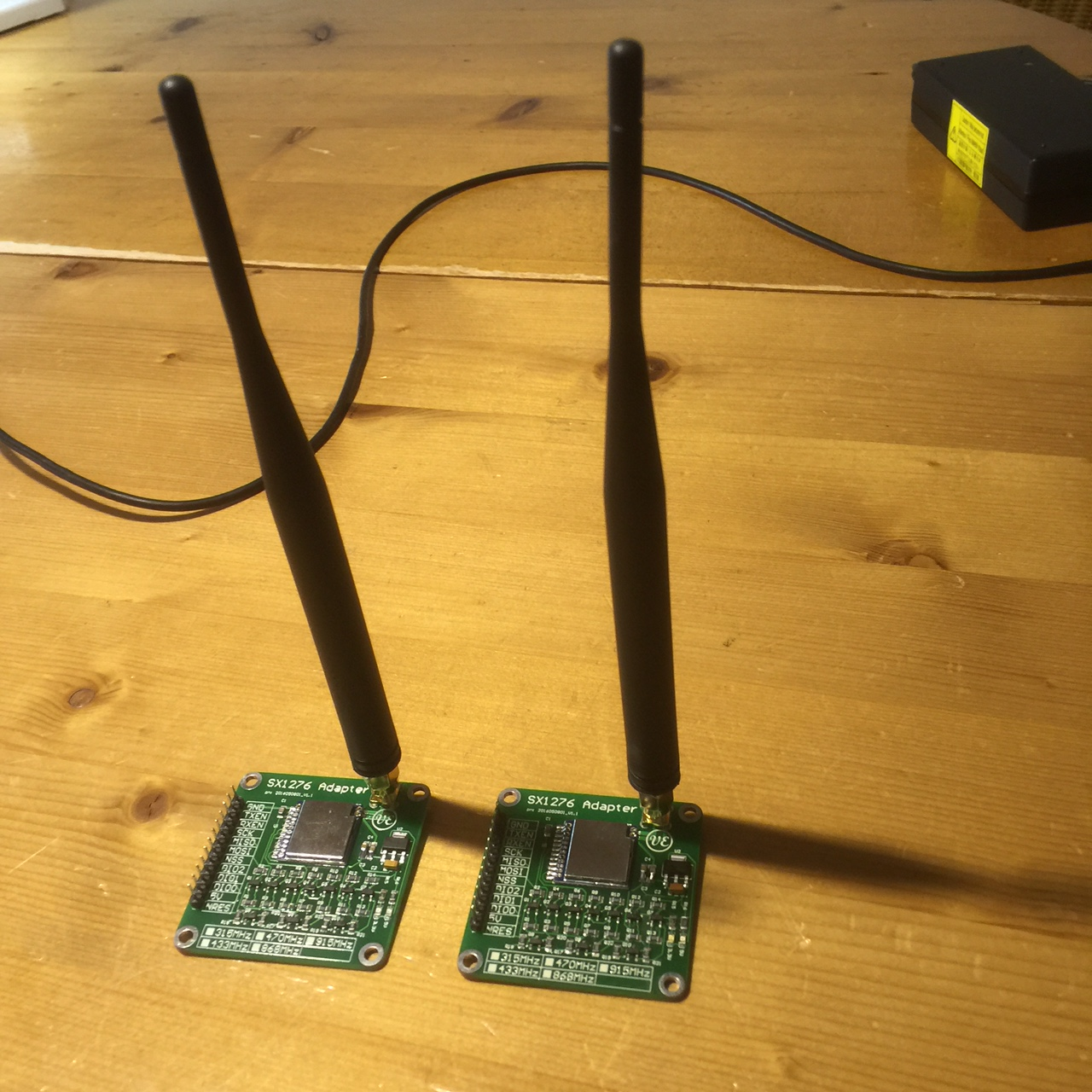 Lora SX1276 Adapter print V1.1A